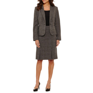 jcpenney.com | Black Label by Evan-Picone Long Sleeve Open-Front Jacket or Pencil Skirt