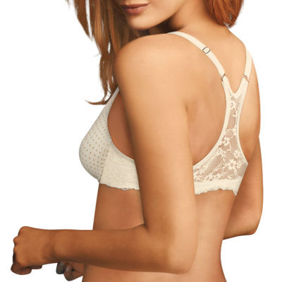 Maidenform One Fab Fit® Lace Underwire Racerback Plunge Full Coverage Bra-07112