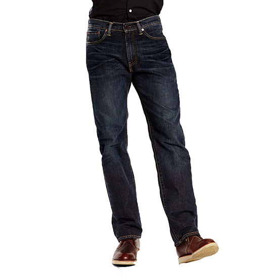 379e81abad Levis 505 Regular Fit Stretch Jeans JCPenney