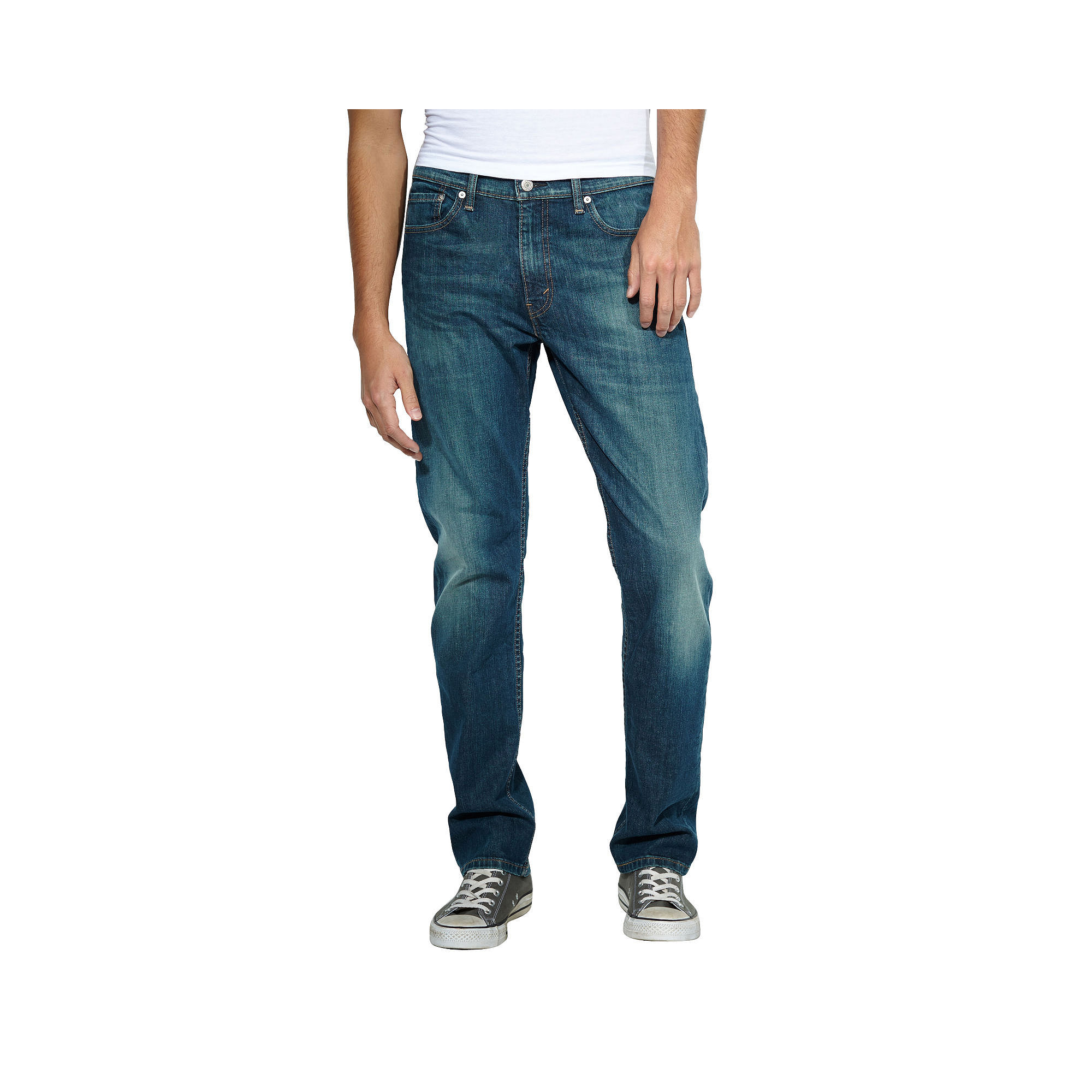 "Levi's 513"" Slim Straight Jeans"