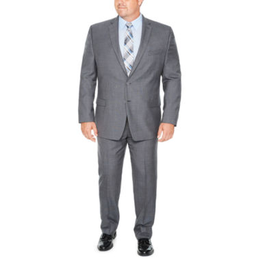 jcpenney.com | Collection by Michael Strahan Gray Weave Suit Separates-Big and Tall