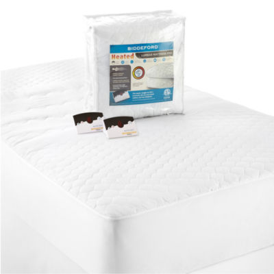 Biddeford Lumbar Support Heated Mattress Pad - JCPenney