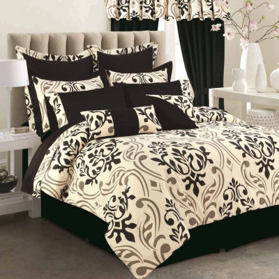 Tribeca Living Prague 12-pc. Complete Bedding Set with Sheets