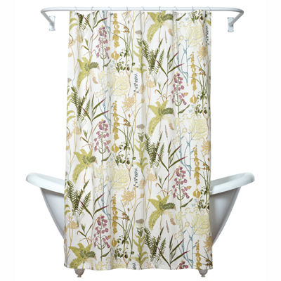 Zenna Home Huntington Shower Curtain