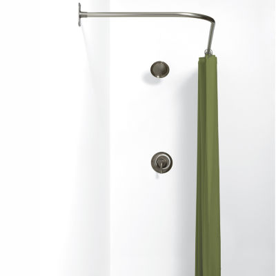 Zenna Home Shower Curtain Rod
