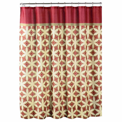 Harajuku W Mtl Hks Shower Curtain Set
