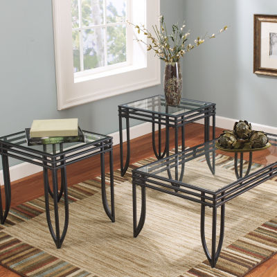 Signature Design by Ashley® Exeter Coffee Table Set