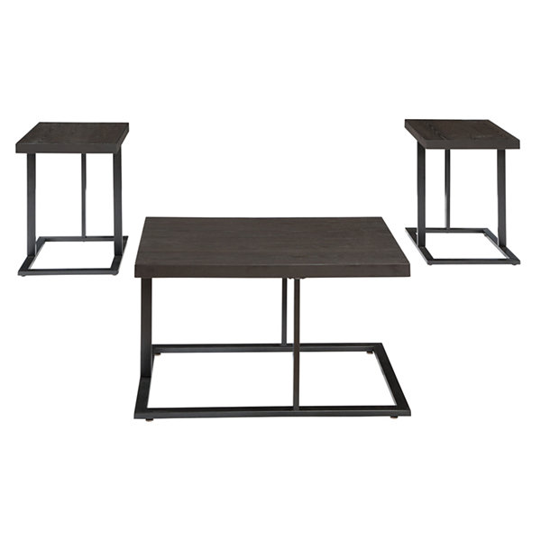 Signature Design By Ashley Coffee Table Set JCPenney - Signature design by ashley coffee table set