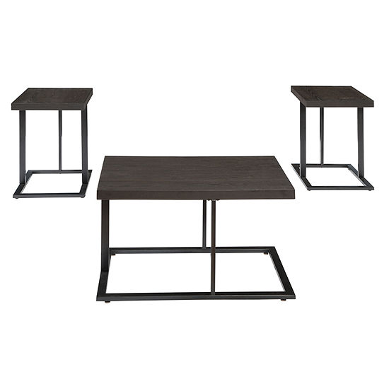 Signature Design by Ashley® Coffee Table Set
