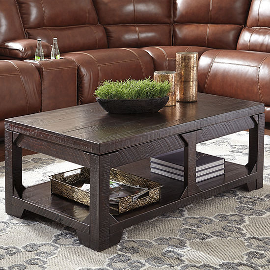 Jcpenney Table: Signature Design By Ashley® Rogness Lift-Top Coffee Table
