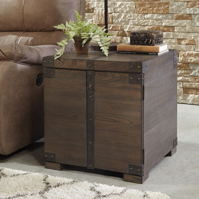 Signature Design by Ashley® Burladen Storage End Table