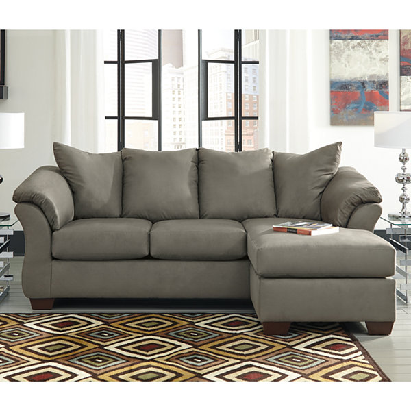 Signature Design by Ashley Madeline Sofa Chaise JCPenney