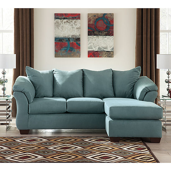 Sectional Sofas At Jcpenney: Signature Design By Ashley Madeline Sofa Chaise JCPenney