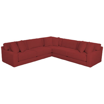 Fabric Possibilities Ponderosa 3-Pc Sectional