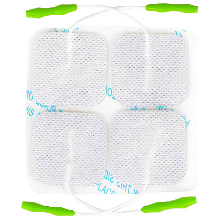 Prospera Pulse Replacement Pads, One Size , White