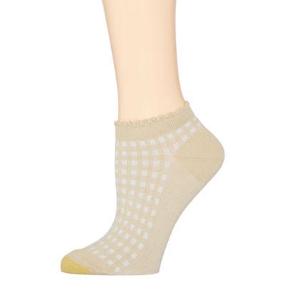 Gold Toe® Fancy Top Quarter Socks