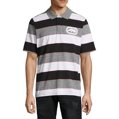 Ecko Unltd Short Sleeve Jersey Polo Shirt