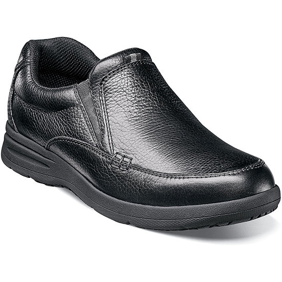 Nunn Bush Mens Cam Slip-On Shoe