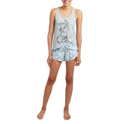 Winnie the Pooh Short Pajama Set