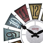 Firstime Numeral Windmill Wall Clock