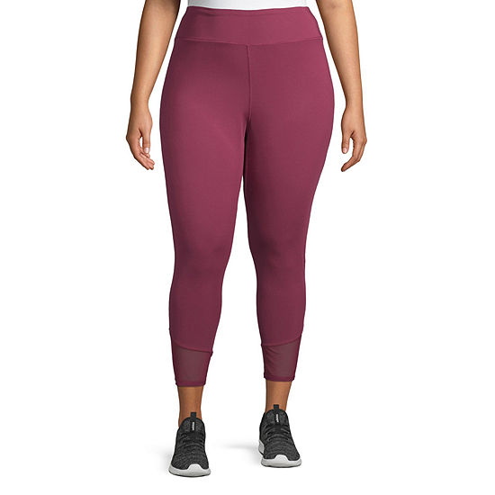 Flirtitude Womens Premium Legging-Juniors Plus