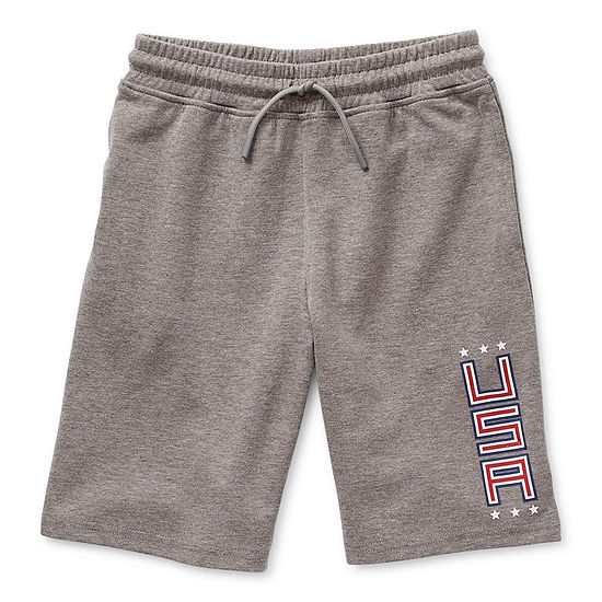 Xersion Little & Big Boys Mid Rise Pull-On Short