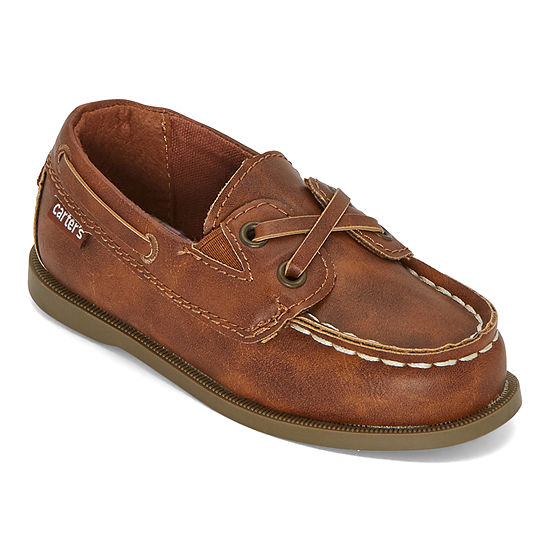 Carter's Toddler Boys Bauk Boat Shoes