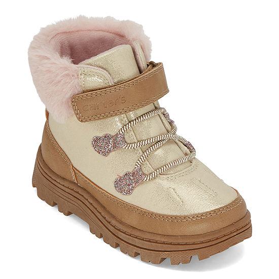 Carter's Toddler Girls Sarang Winter Boots