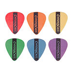ChromaCast Celluloid Guitar Pick, 100 Pick Pack
