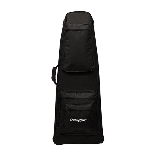 ChromaCast Electric Guitar Padded Bag for Extreme Body Shapes