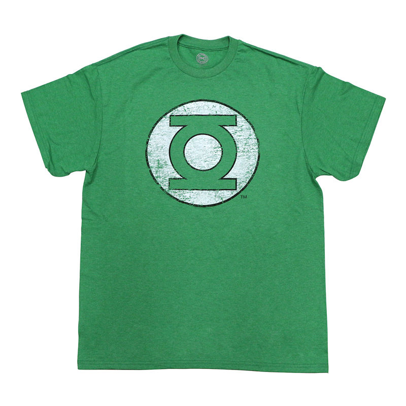 Green Lantern™ Graphic Tee plus size,  plus size fashion plus size appare