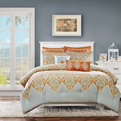 Madison Park Leah Comforter Set
