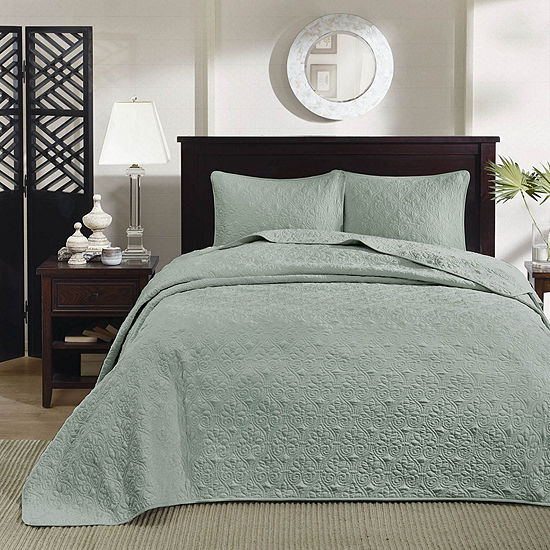 Madison Park Mansfield Bedspread Mini Set