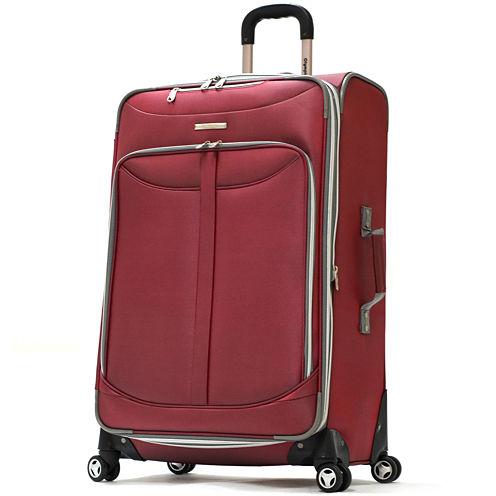 """Tuscany 30"""" Expandable Spinner Luggage"""