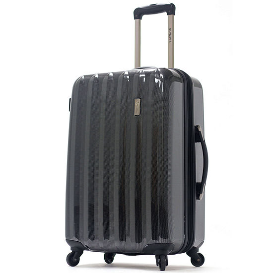 Titan 21 Carry On Expandable Hardside Spinner Upright Luggage