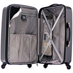 "Titan 21"" Carry-On Expandable Hardside Spinner Upright Luggage"