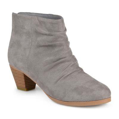 Journee Collection Jemma Ankle Womens Booties