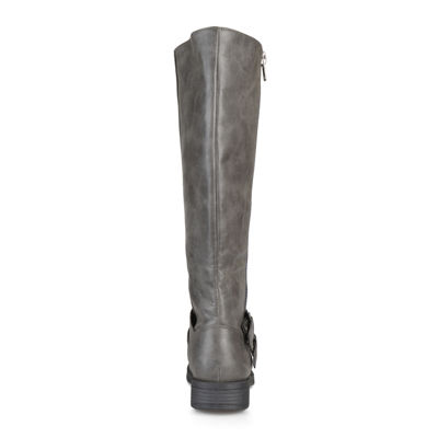 Journee Collection Lady Riding Boots