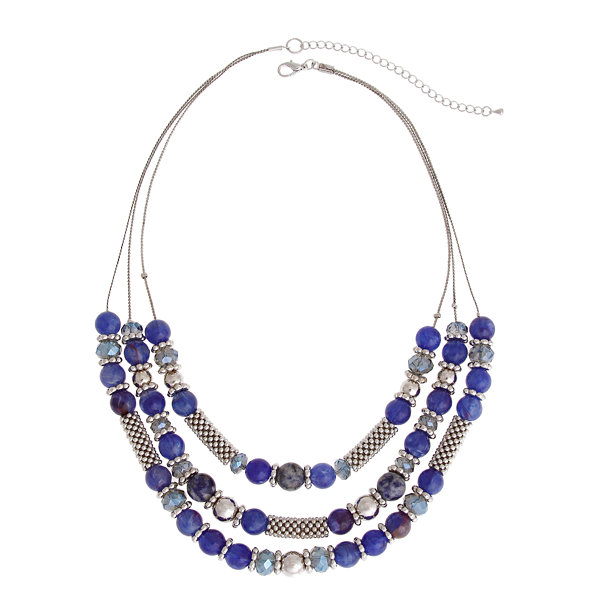 Mixit Mixit Womens Illusion Necklace BBHIbdMd
