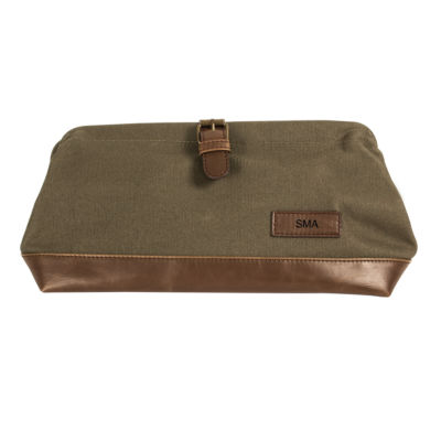 Personalized Travel Dopp Kit