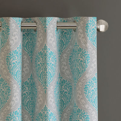 Lily Grommet-Top Curtain Panel