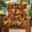 Outdoor Seat/Back Combo Cushion