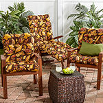 Greendale Home Fashions Outdoor Seat or Back Combo Cushion