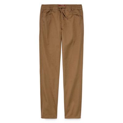Arizona Jogger Chino Pants Boys- 8-20 and Husky