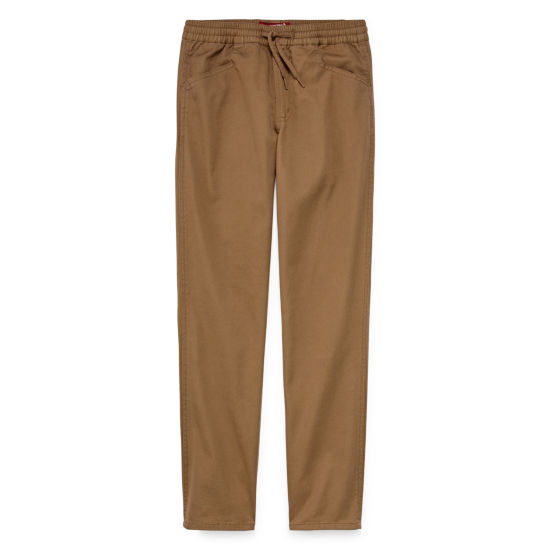 Arizona Jogger Chino Pants Boys- 8-20 and Husky