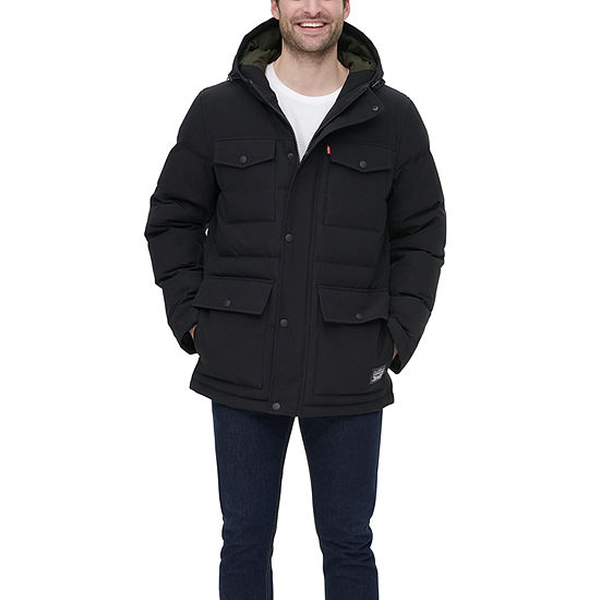 Levi's Heavyweight Arctic Cloth Quilted Parka