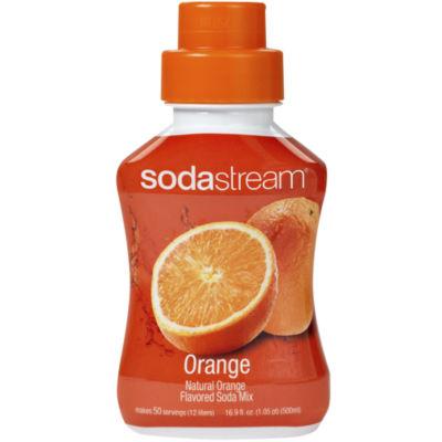 SodaStream™ Orange Flavored Soda Mix