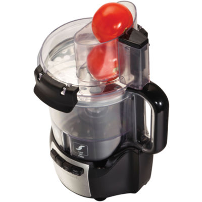Hamilton Beach® Stack & Snap™ 10-Cup Food Processor