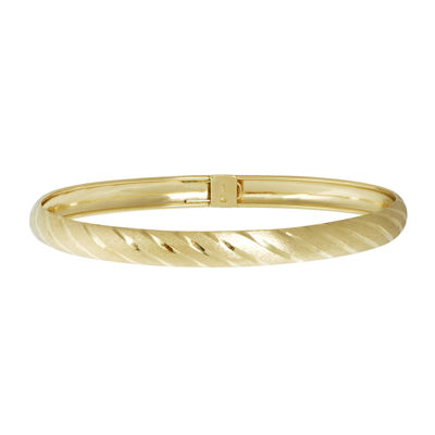 14K Yellow Gold Flex Bracelet