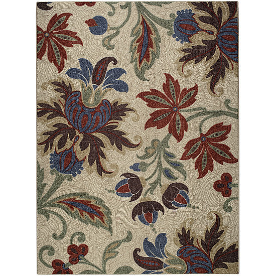 Jcpenney Home Brookhaven Rectangular Area And Runner Rug